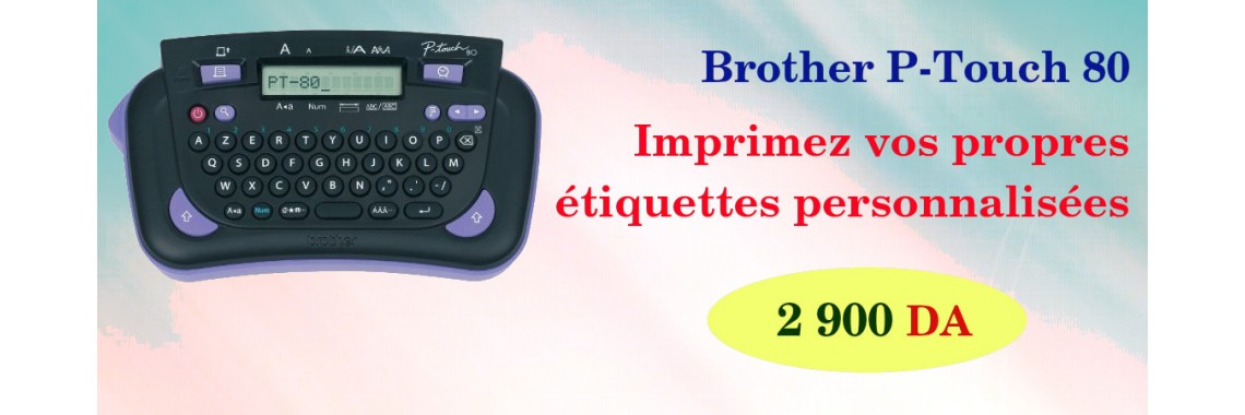 Brother P-TOUCH 80